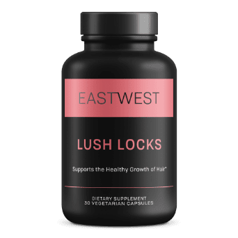 LUSH LOCKS - Supports the healthy growth of hair.