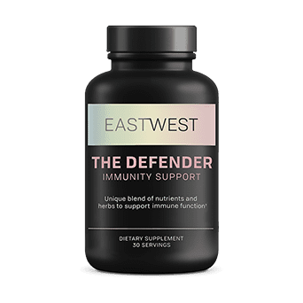 DEFENDER - Unique to the Eastwest Way Vitamin Line, Defender helps strengthen your health.